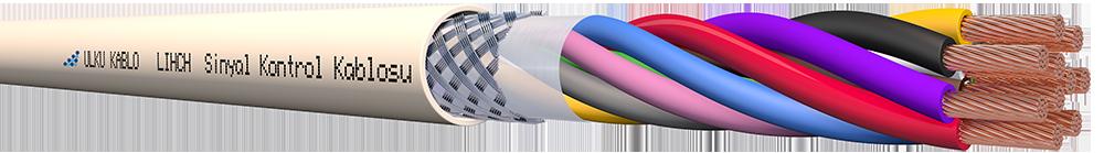 Ülkü Kablo LIHCH 10x0,75mm²