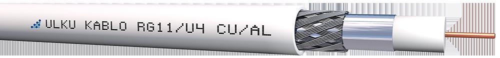 RG 11/U-4 (CU/AL)