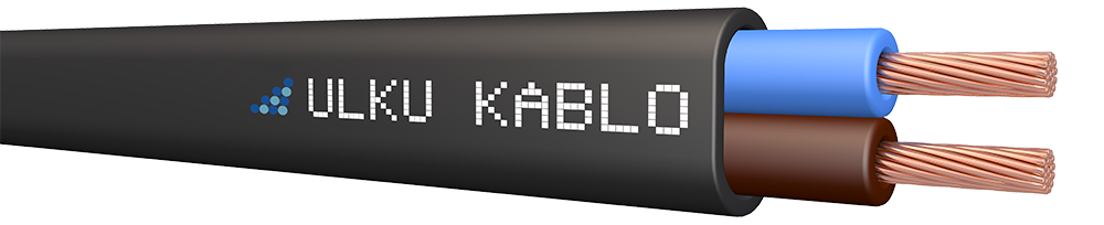 Ülkü Kablo 2 x 0,30 mm²