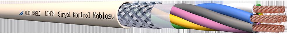 Ülkü Kablo LIHCH 7x0,75mm²