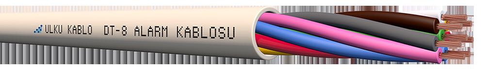 Ülkü Kablo DT-8 (8x0,14 mm²)