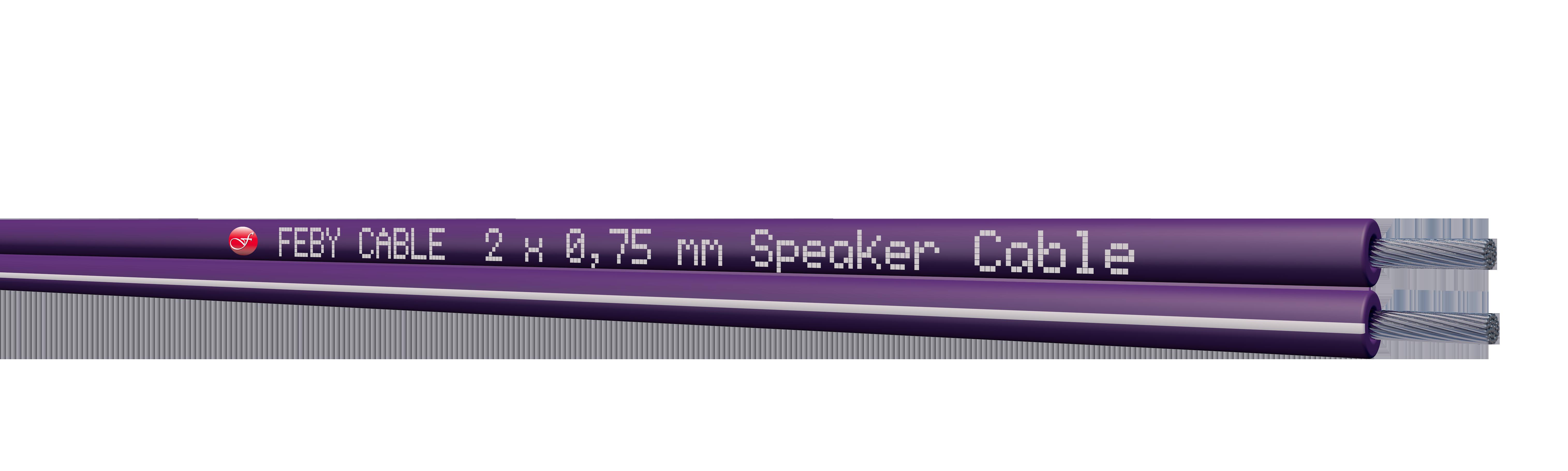 Ülkü Kablo 2x0,75 mm² Hoparlör Kablosu