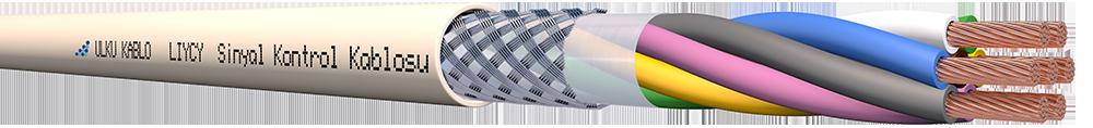 Ülkü Kablo LIYCY 7x0,50mm²