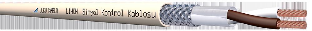 Ülkü Kablo LIHCH 2x1,00mm²