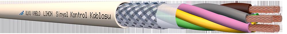 Ülkü Kablo LIHCH 6x0,75mm²