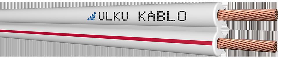 Ülkü Kablo 2 x 0,16 mm²