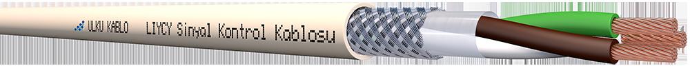 Ülkü Kablo LIYCY 3x0,22mm²