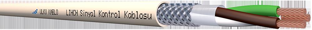 Ülkü Kablo LIHCH 3x0,75mm²