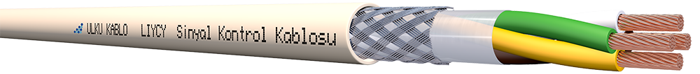 Ülkü Kablo LIYCY 4x1,50mm²