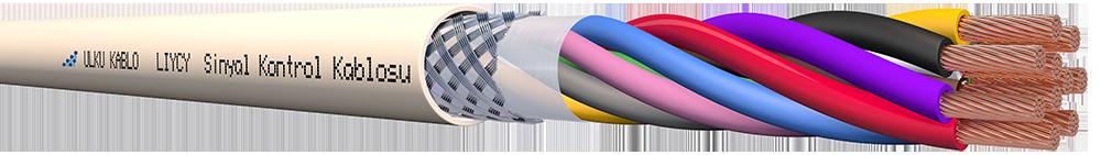 Ülkü Kablo LIYCY 10x1,50mm²
