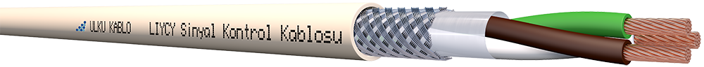 Ülkü Kablo LIYCY 3x1,50mm²