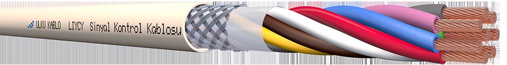 Ülkü Kablo LIYCY 8x0,22mm²